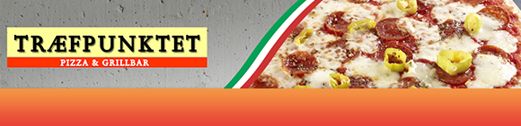 Træfpunktet Pizza Bundbanner